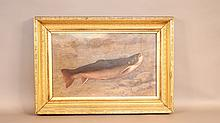 Portrait of a fish by Lovis Ewer