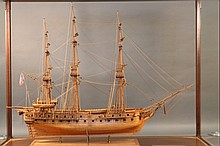 Shihp Model & Nautical Antique Auction