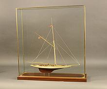America's Cup Yacht Model Reliance
