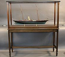 Corsair II, wood case