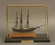 Model of American Clipper Ship
