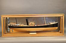 1933 Steamship Builder's Model