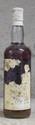 1 Bouteille  WHISKY ABERLOUR Etiquette abîmée, partie manquante, niveau 4cm, millésime lisible sur la capsule.  Label damaged parts missing, level 4 cm.  Vintage on the capsule as well.  1964