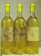 3 Bouteilles CLIMENS Etiquette tachée, millésime lisible.  Label stained, vintage hardto read.  1989