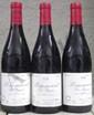 3 Bouteilles POMMARD RUGIENS - H.  DE MONTILLE Etiquette trés légèrement tachée.  Label lightly stained.  1990