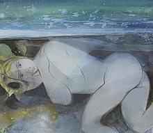 Aquarelle Camille Hilaire