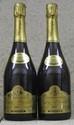 2 Bouteilles CHAMPAGNE EGLY-OURIET 100 % Grand Cru Ambonay 1997 Etiquettes légèrement griffées. Degorgées Juillet 2002  Labels slightly scratched. Disgorged July 2002