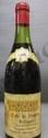 1 BOUTEILLE CÔTE DE BEAUNE VILLAGES 1961 - NAIGEON CHAUVEAU Etiquette sale, niveau 4 cm. Label dirty, level 4 cm. 1961