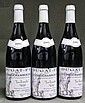 3 Bouteilles GEVREY CHAMBERTIN EVOCELLES - DUGAT PY 2005
