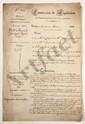 EMIGRATION. Environ 80 lettres ou pièces, la plupart adressées au marquis Trophime-Gérard de LALLY-TOLENDAL, et manuscrits ou minutes principalement autographes, plus quelques imprimés, 1822-1827.