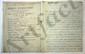 Jeanne Louise Genet, Madame CAMPAN. L.A. et P.A.S. « G.C. », 19 juin v.s. et 1er messidor IV [19 juin 1796, au comte Trophime-Gérard de LALLY-TOLENDAL] ; 1 page et demie in-4 avec adresse « Au papa d'Eliza », et 1 page in-4 en partie imprimée à