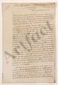 Trophime-Gérard de LALLY-TOLENDAL. 2 L.A.S. (brouillon et minute), Mouchy-le-Châtel 21 septembre 1811, aux rédacteurs du Journal de l'Empire, et 27 lettres, la plupart L.A.S. à lui adressées, 1811-1812 ; 66 pages formats divers, qqs en-têtes et