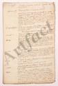 REVOLUTION. Trophime-Gérard de LALLY-TOLENDAL. 5 MANUSCRITS dont un en partie autographe, NOTES autographes et 2 minutes de lettres ; 320 pages la plupart in-fol. en cahiers (qqs mouill.).