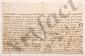 Louise de Raymond, baronne de ROQUEFORT (1678-1752), veuve de Godefroy de Secondat, baron de Roquefort (1665-1724). L.A., Bordeaux 16 juin 1736, au Président de MONTESQUIEU à Paris ; 3 pages in-4, adresse avec cachet cire rouge aux armes brisé (lég.