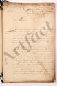 Georges DUVAL DE LEYRIT (1717-1764) employé de la Compagnie française des Indes, gouverneur de Pondichéry. 4 L.S. et 3 P.S., Pondichéry 1756, aux syndics et directeurs de la COMPAGNIE DES INDES à Paris ; 98 pages grand in-fol. ou in-fol., dont 4