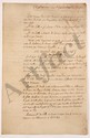 [Thomas-Arthur de LALLY-TOLENDAL]. Environ 50 manuscrits, pièces ou notes concernant sa défense, la plupart 1764-1766 ; la plupart in-fol. ; plus 3 imprimés.