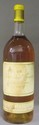 1 Magnum YQUEM 1985 Étiquette tachée. Niveau haute épaule. Label stained, level top shoulder