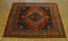 A Persian Style Area Rug