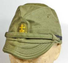IMPERIAL JAPANESE NAVAL SIDE CAP