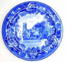 SMITH COLLEGE ENGLAND MADE FINE PLATE