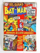 VINTAGE 1966 BATMAN COMIC BOOK NO. 182 - 25 CENT COVER