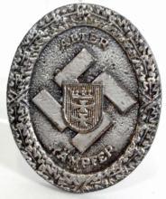 NAZI GERMAN NSDAP BADGE