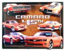 FORD CAMARO ADVERTISING SIGN