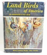 LAND BIRDS OF AMERICA HARDCOVER BOOK