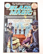1974 DC BLACK MAGIC #6 20 CENT COVER COMIC BOOK