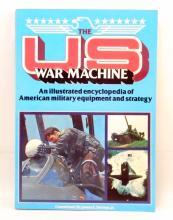 THE US WAR MACHINE: PAPERBACK BOOK