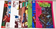 LOT OF 10 ASSORTED COMIC BOOKS