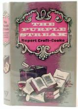 THE PURPLE STREAK HARDCOVER BOOK