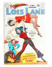 1969 LOIS LANE NO. 93 COMIC BOOK - 15 CENT COVER
