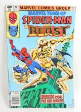 1980 SPIDER-MAN NO. 90 COMIC BOOK - 40 CENT COVER