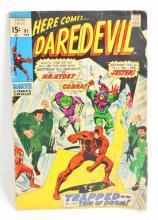 1969 DAREDEVIL NO. 61 COMIC BOOK - 15 CENT COVER