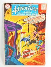 1968 ADVENTURE NO. 365 COMIC BOOK - 12 CENT COVER