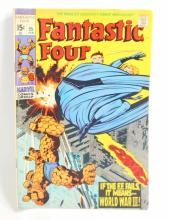 1969 FANTASTIC FOUR NO. 95 COMIC BOOK - 15 CENT COVER