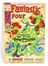 1969 FANTASTIC FOUR NO. 88 COMIC BOOK - 12 CENT COVER