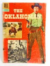 1957 DELL COMIC THE OKLAHOMAN COMIC BOOK - 10 CENT COVER
