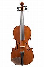 A Good Violin, Probably by Antonino Cavalazzi, Ravenna 1955