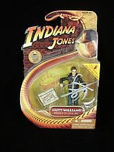 An Autographed Indiana Jones Action Figure of Mutt Williams