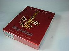 An Unopened Copy of The Subtle Knife by Philip Pullman