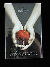 A Hardcover First Edition Copy of Twilight by Stephenie Meyer