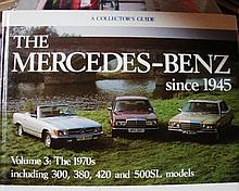 Seven Mercedes-Benz Related Books