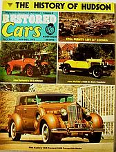 A Collection of Restored Cars Magazine