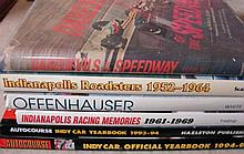 Six Rare Indianapolis Related Titles