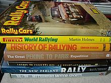 Seven Rally Related Titles