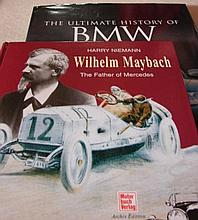 The Ultimate History of BMW and a Rare Copy of Wilhelm Mayback By Harry Neimann