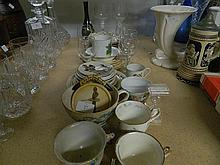 Collection Of English Porcelain Including Salsbury, Meakin And Johnson Brothers Etc