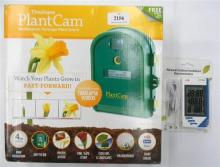 A Plant cam & thermometer